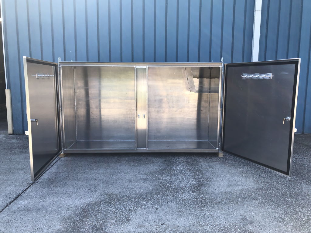 Aluminum Storage Box for Offshore Use 4