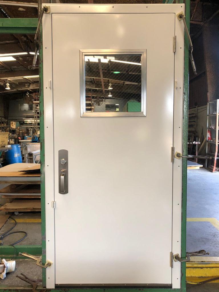 3x7 Galvanized Steel Joiner Door