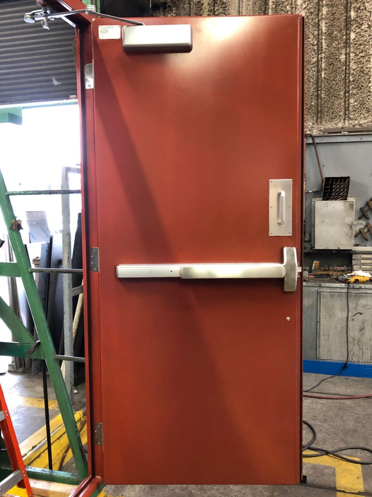 6-0 x 7-0 Aluminum Joiner Double Door