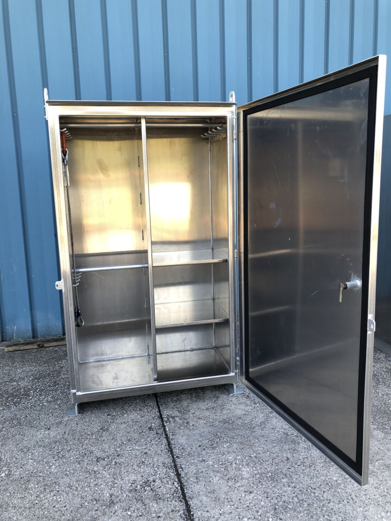 Photo of Aluminum Storage Box